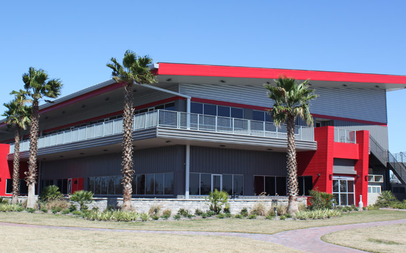 NOLA Motorsports, Events Building