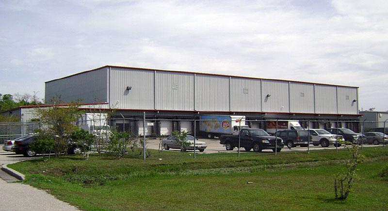 Frito Lay Warehouse